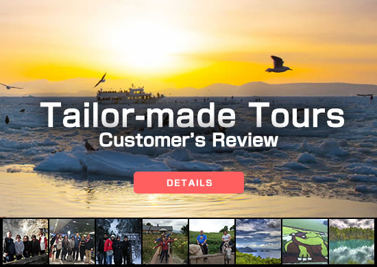 Tailor-made Tours by Hokkaido Treasure Island Travel Inc.