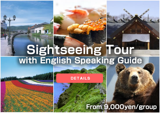 Sightseeing Tour with English Speaking Guide
