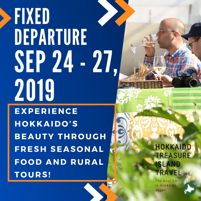 Experience Hokkaido's Beauty through Fresh Seasonal Food and Rural Tours!
